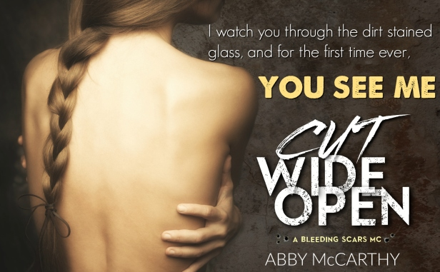 Cut Wide Open Teaser See